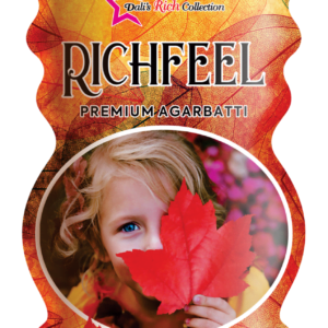 Rich Feel Premium Agarbatti 600 gm