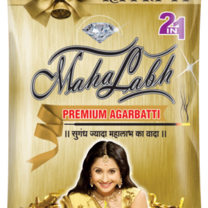 Mahalabh 2 in 1 Agarbatti 1.5 Kg incense sticks
