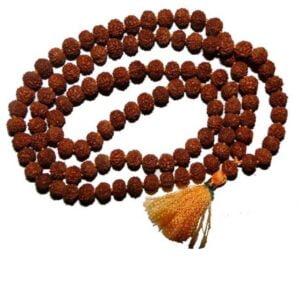 Rudraksha Jaap Mala 108 beads 100% Original