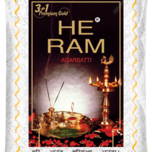 He Ram 3 in 1 Agarbatti 1.5 Kg incense sticks