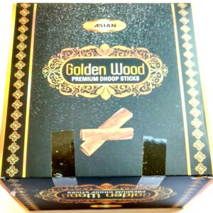 Trial Pack Golden Wood Premium Sandal Dhoop sticks 40 sticks