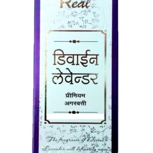 Real Divine Lavender Incense Agarbatti 700 gm Sticks