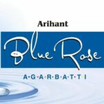Blue rose agarbatti incense stick