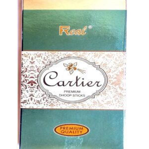 Real Divine Cartier Dry Dhoop 160 Sticks