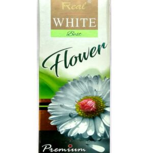 Real Divine White Flower Agarbatti 700 gm