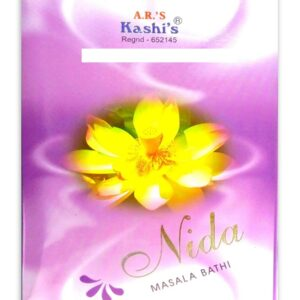 Nida Agrabatti Total 240 incense sticks