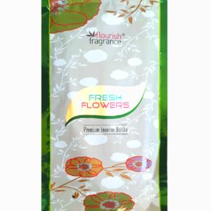 Fresh Flower Agarbatti Flourish Fragrance incense pack of 6